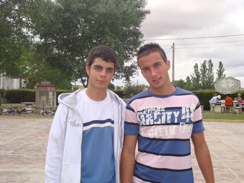 Adri y Diego (yo)